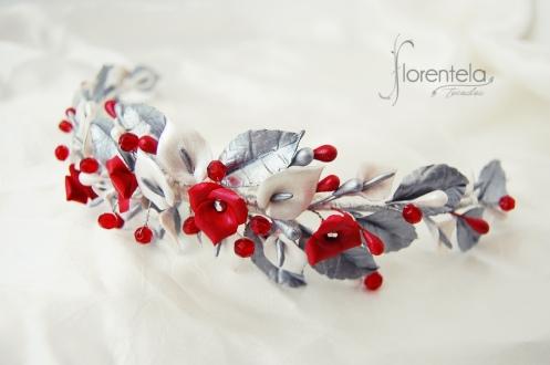 Tiara porcelana modelo Italia