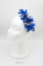 tocado-mantilla-plumas-azul