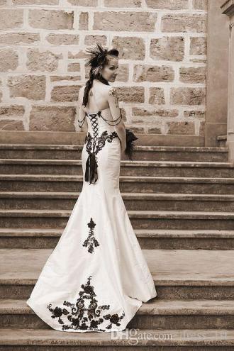 2015-g-tico-nuevos-vestidos-de-novia-en-blanco