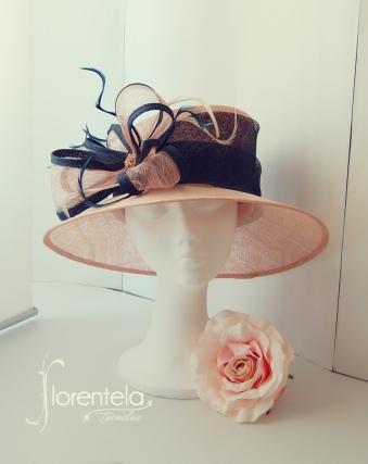 sombrero-rosa-y-azul-marino1