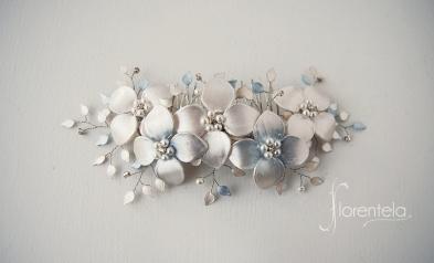 tocado-5-flores-blanco-azul
