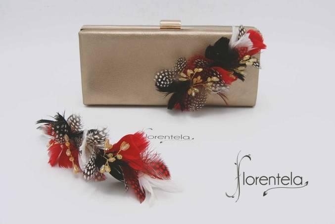 tocado-adorno-vestido-bolso-plumas-guinea