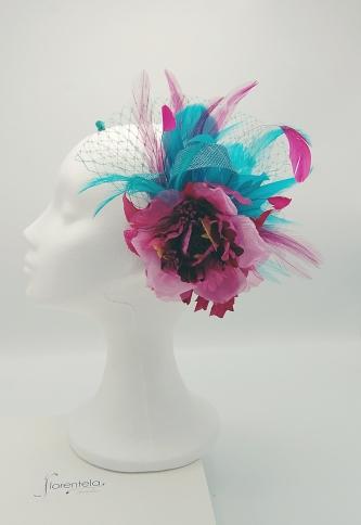 tocado-flor-con-plumas