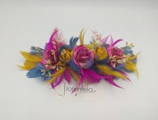 tocado-plumas-cristal-colores