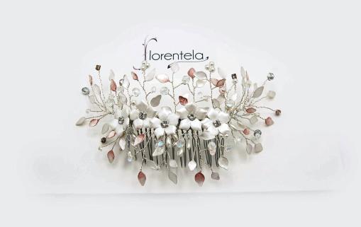tocado-alambre-esmaltado-flores-porcelana