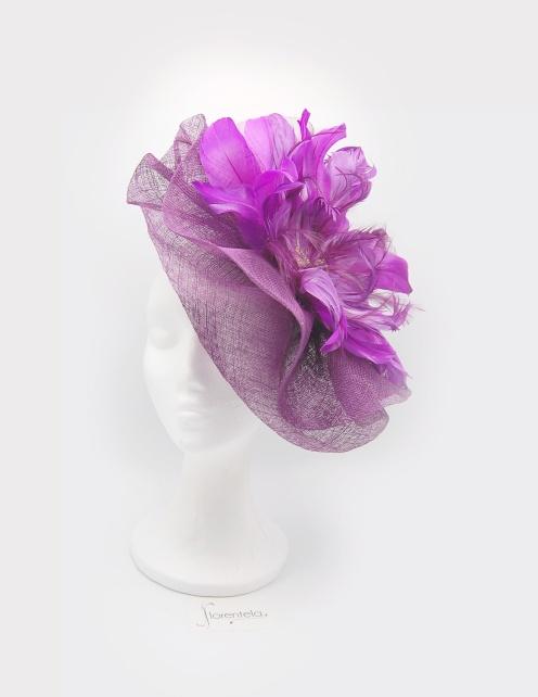 tocado-plumas-purpura