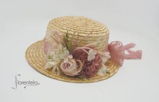 canotier-comunión-encaje-rosa