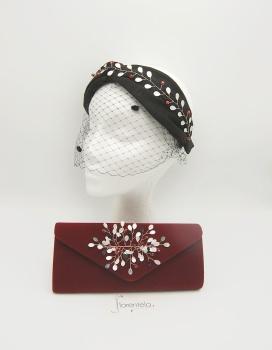 diadema-negra-adorno-alambre-esmaltado