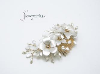 peineta-flores-esmaltadas-cristal-dorado