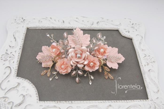 tocado-joya-rosa-plata-flores-acrilicas